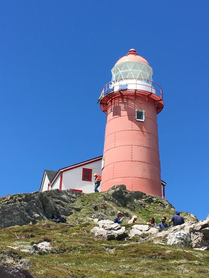 Ferryland Lighthouse Newfoundland