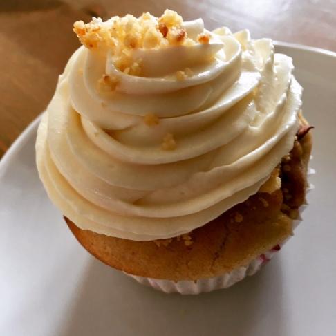 zwetschgenröster cupcakes