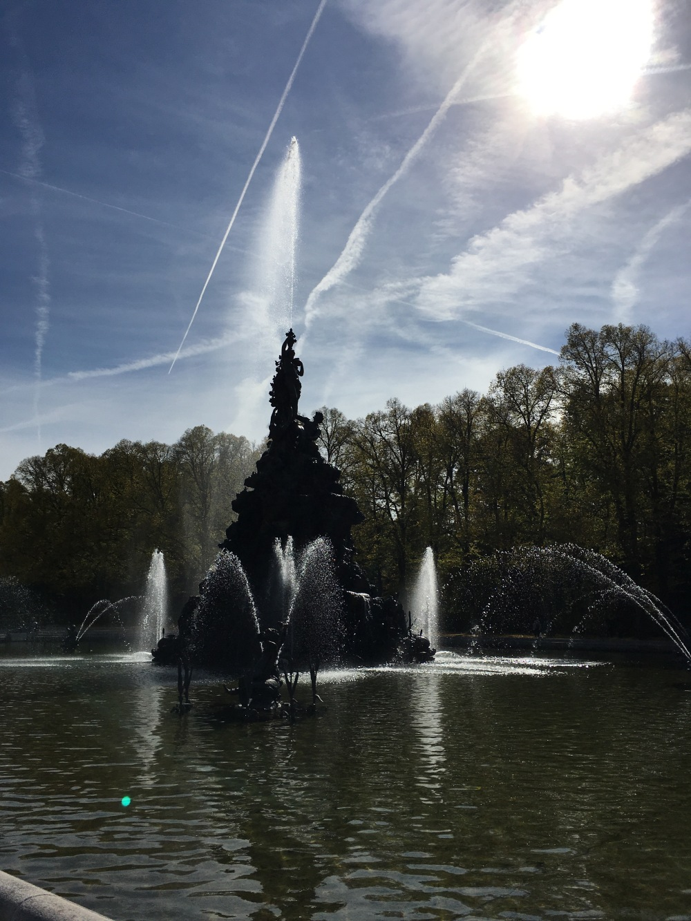 Brunnen Herreninsel