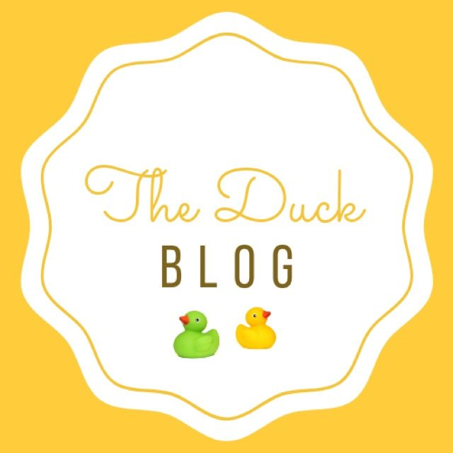 Logo The Duck.blog