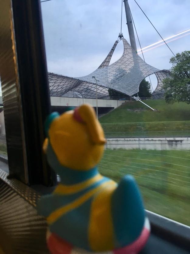 Olympiazentrum München